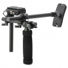 Portable Handheld Holder Mount for Camera / DV - Black