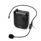 Bluelover K17 Multifunction Digital Amplifier w/ FM - Black