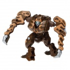 Genuine Sega Spin Master Bakugan Robot Doll Toy - Brown