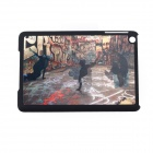 3D B-Boy Hip-Hop Style Protective Plastic Back Case for Ipad MINI - Black
