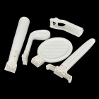 GTcoupe W-402 5-in-1 Sports Kit for Wii - White