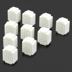 25 Points Mini Breadboard for Proto Shield - White (10 PCS)