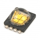 DIY 10W 860lm 3400K Warm White LED Emitter w/ CREE MC-E - Yellow + Black