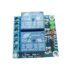 FC-16-D 2-Channel 9V High Level Trigger Relay Module - Blue