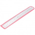 High Quality Stainless Steel Ruler - Silver (20cm/8-inch)