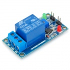 FC-28-F Soil Humidity Detection Sensor Module - Blue