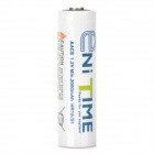 Gsyuasa Enitime Pre-Charged 2000mAh 1.2V Rechargeable NiMH AA Batteries (4-Pack)