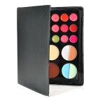 Xinyizhui 30-Color Eyeshadow + 18-Color Lipstick + 8-Color Concealer Cream Cosmetic Makeup Palette