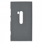 Protective Matte Plastic Back Case for Nokia Lumia 920 - Grey
