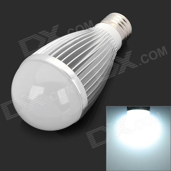 E27 7W 700lm 21-3528 SMD Cold White Light Ceiling Lamp