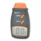 4-Point Digital Moisture Meter Gauge with Carrying Pouch
