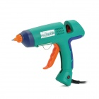 Pro'sKit GK-389H 100W Professional Hot Melting Glue Gun - Blue + Green + Orange