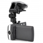 "S1000 2.8"" TFT 3.0MP HD 1080P Car DVR Camcorder w/ G-Sensor / Mini HDMI / TF - Grey Black + Silver"