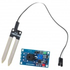 FC-28-I Soil Humidity Detection Sensor Module - Blue