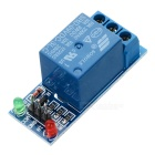 FC-18 1-Channel 9V Relay Module - Blue