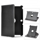 ENKAY ENK-7008 360 Rotatable PU Leather Case w/ Smart Cover for 10.1'' ASUS TF-300 - Black