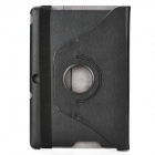 ENKAY ENK-7008 360 Rotatable PU Leather Case for 10.1'' ASUS TF-300 - Black