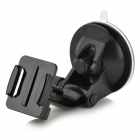 SMJ RI-006 Outdoor Car Camera Fixing Holder w/ Suction Cup for Gopro / SupTig / SJ4000 - Black