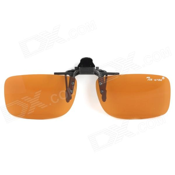 Megavision Replacement Polarized Resin Lens for Glasses - Tan