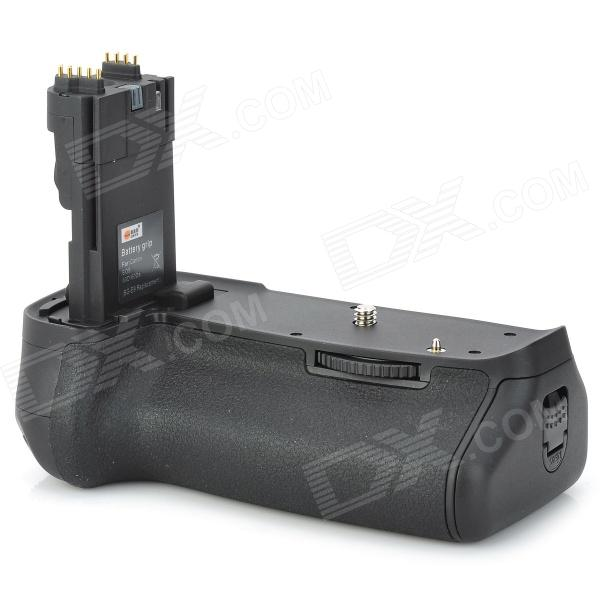 DSTE BG-E9 External Battery Grip for Canon EOS 60D - Black