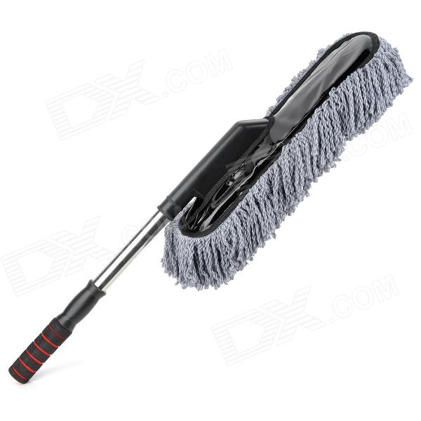 coolest car retractable detachable wax brush duster online. Black Bedroom Furniture Sets. Home Design Ideas