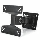 "Lightweight 180 Degrees Rotatable LCD TV Wall Bracket Mount for 12~26"" Screens - Black"