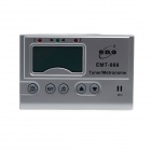 "EMT-888 2.0"" LCD Guitar Tuner Metronome w/ Clip - Silver (2 x AAA)"