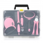 DELE 13883 5-in-1 Pet Grooming Tools Kit - Pink