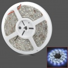 Waterproof Flexible 36W 2400LM 6500K 150-SMD 5050 LED White Light Decoration Strip (5m/ DC12V)