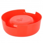 Resin Food Bowl for Pet Dog / Cat - Red (200ml)