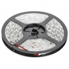 JR-5050-60-R Waterproof 70W 2100lm 630~660nm 300-5050 SMD LED Red Light Soft Strip Lamp - White