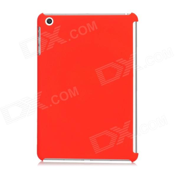 Protective Plastic Case for Ipad MINI - Red