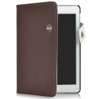"Protective Rotation PU Leather Case for Ipad MINI 7.9"" - Brown"