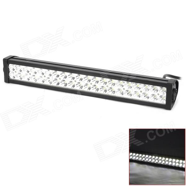 21.5 120W 7200lm 6000K 40-Epistar LED 30 + 60 Degree DIY Work Light Bar for Car / Boat (DC 10~30V) 36w 2520lm 6000k 12 epistar led waterproof spotlight working lamp bar for car boat black