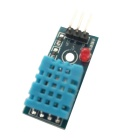 Digital Temperature and Humidity Sensor Module - Blue (3.3V~5V)