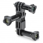 RI-008 Activity Connection Chain Accessories for Gopro 3 / 3+ & SupTig Cameras - Black