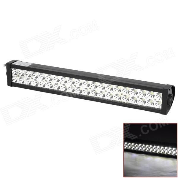 21.5 120W 7200lm 6000K 40-Epistar LED sPOT DIY Work Light Bar for Car / Boat (DC 10~30V) 36w 2520lm 6000k 12 epistar led waterproof spotlight working lamp bar for car boat black