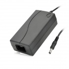 Universal 48W 5,5 mm x 2,5 mm AC Power Adapter - Schwarz