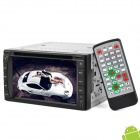 """HC9806 Universal 6.2 """"Android Resistive Touch Screen Car DVD Player w / GPS / Bluetooth / FM / AM"""