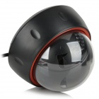 COTIER TV-534H/IP 1.3MP Dome IP Surveillance Camera - Black (EU Plug)