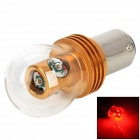 WL20130104266 1157 12W 550~650lm 635~700nm 4-CREE XP-E Red Car Brake Light