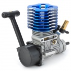 HSP VX18 Nitro Methanol Engine for 1/10 R/C Car Truck - Blue + Black + Silver