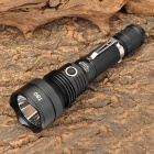 UltraFire T80 Cree XM-L U2 730lm 5-Mode Memory Dimming White Flashlight (1 x 18650 / 2 x CR123A)