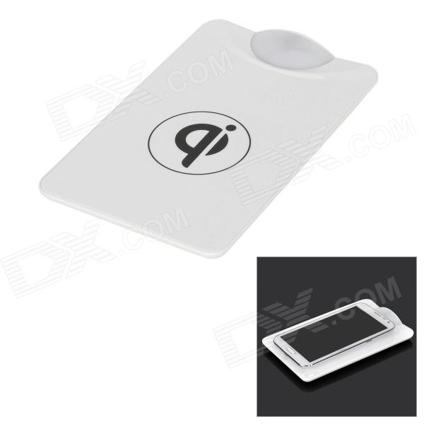 CF688Q_B 5W Wireless Charging Transmitter Pad for NOKIA LUMIA 820 / 920 + More k8 qi wireless charging transmitter pad for nokia lumia 820 920 samsung galaxy s3 i9300 note 2