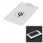 CF688Q_B 5W Wireless Charging Transmitter Pad for NOKIA LUMIA 820 / 920 + More