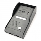 "SY801MF11 7"" TFT Touch Rainproof 3.6MM Digital Video Door Phone w/ Night Vision - Silver + Grey"