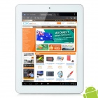 "Onda V812 8"" Capacitive Screen Android 4.1 Quad Core Tablet PC w/ Wi-Fi / Camera / HDMI - Silver"