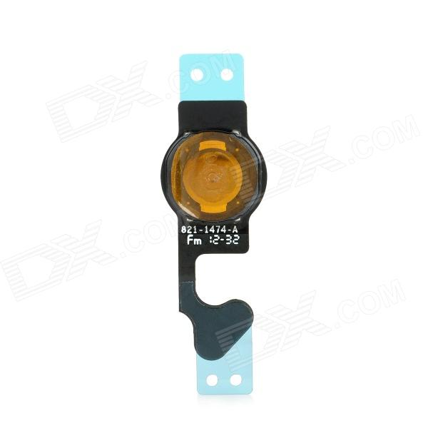 Replacement Home Button Flex Cable for Iphone 5 - Black 6ft network routers ftdi usb rs232 to rj45 console cable for cisco router zte router ethernet switches cables 1 8m 5m