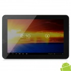 "ICOO ICOU10GT 10.1"" IPS Android 4.1 Quad Core Tablet PC w/ G-Sensor / Dual Camera - Black + Brown"