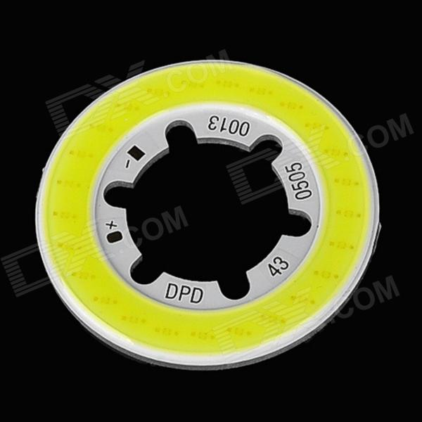 DPD-5W-W-43 450~500lm 6000~6500K COB LED White Light Strip - White gd900 thermal conductive grease paste silicone plaster heat sink compound net weight 1000 grams high performance for led cn1000